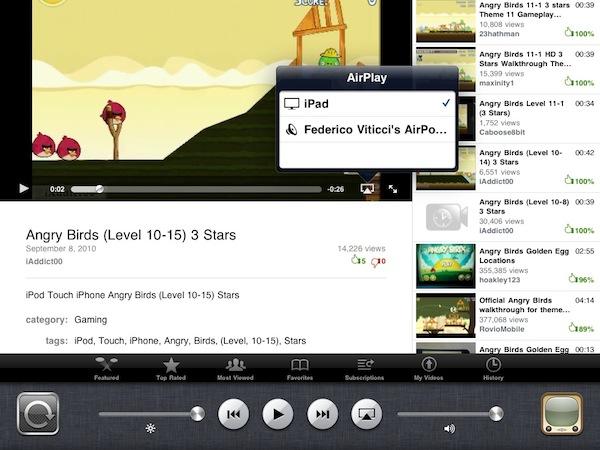 AirPlay Notes: Netflix, Hulu Plus, Youtube Website & App – MacStories